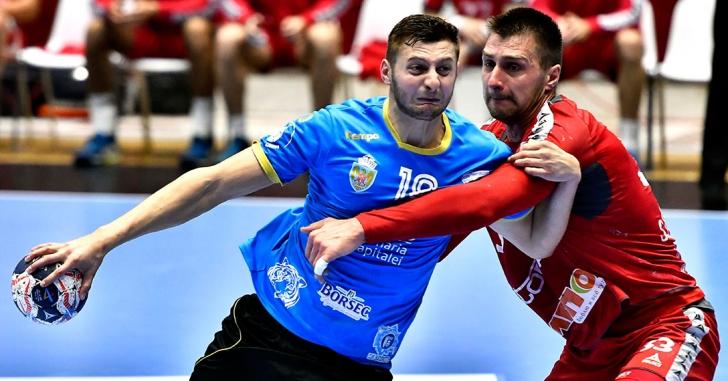 Cupa EHF: CSM București - SKA Minsk 26-30