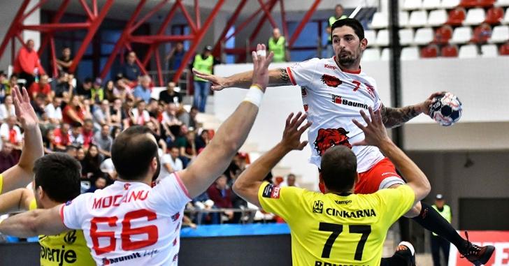 Liga Campionilor: Dinamo pierde la Elverum