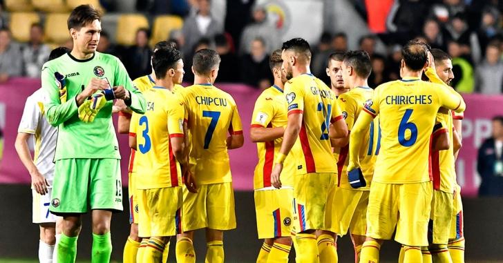România, cap de serie în Liga Națiunilor – seria C