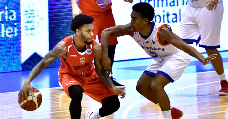 FIBA Europe Cup: CSM Steaua București Eximbank - Kormend 72-73