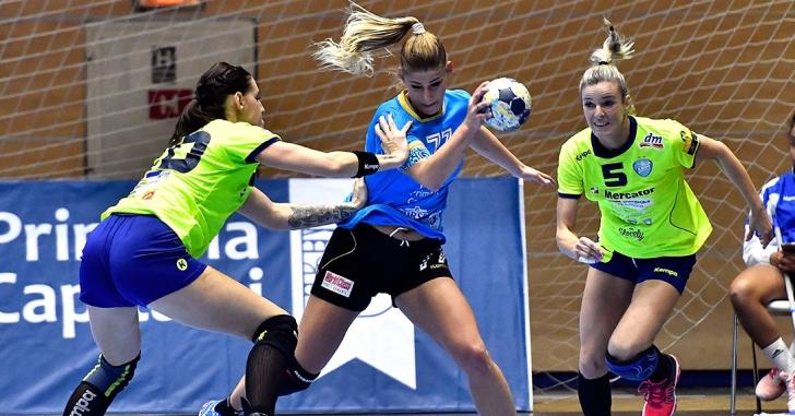 EHF Champions League: CSM București se întoarce fără puncte din Danemarca