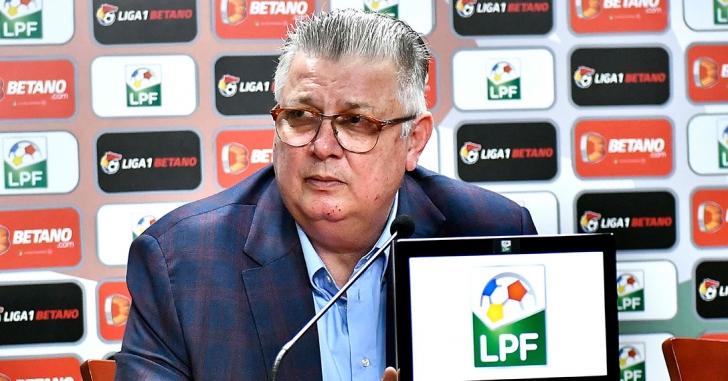 Gino Iorgulescu, reales în funcția de președinte al LPF