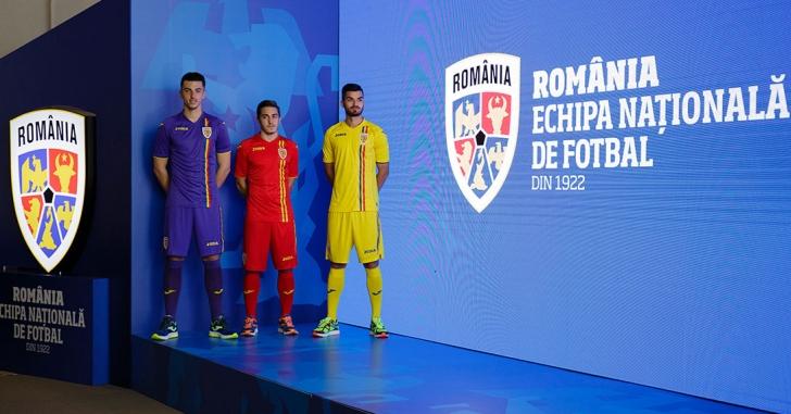 FRF a lansat noua identitate de brand a echipei naționale