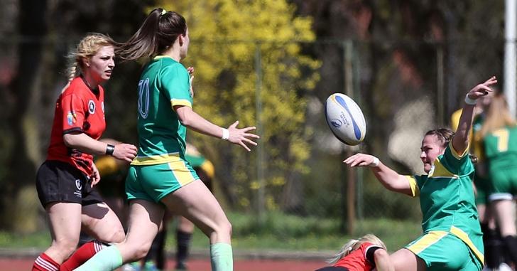 CS Agronomia București a câștigat Cupa României la Rugby 7 feminin