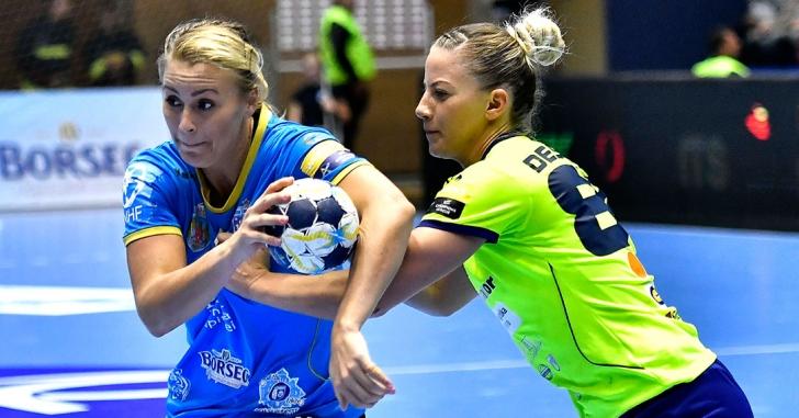 EHF Champions League: RK Krim Mercator - CSM București 30-33