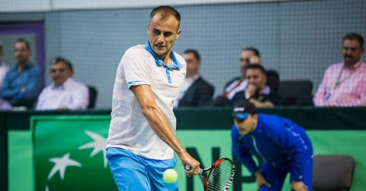 Marius Copil, învins în finala turneului challenger de la Bratislava