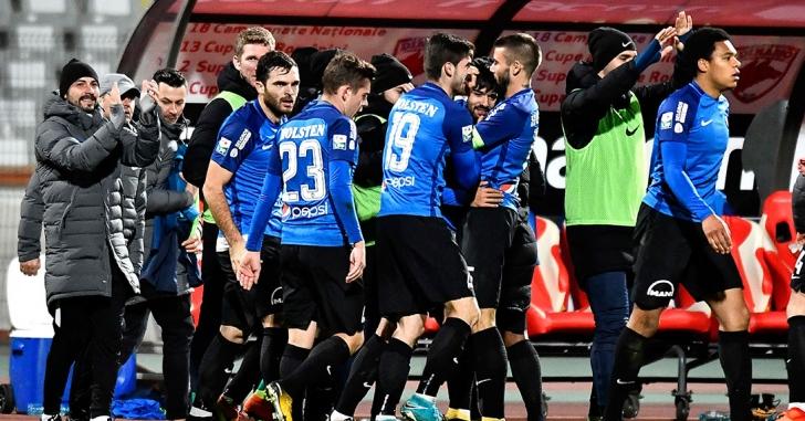 Liga 1: FC Viitorul, echipa care a utilizat cei mai mulți jucători sub 21 de ani