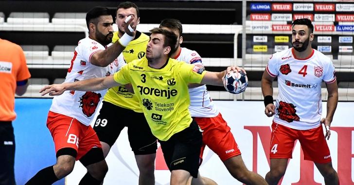 Liga Campionilor: Gorenje Velenje - Dinamo 33-29