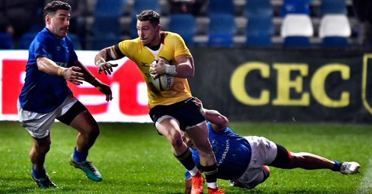 Meci test: România - Samoa 17-13