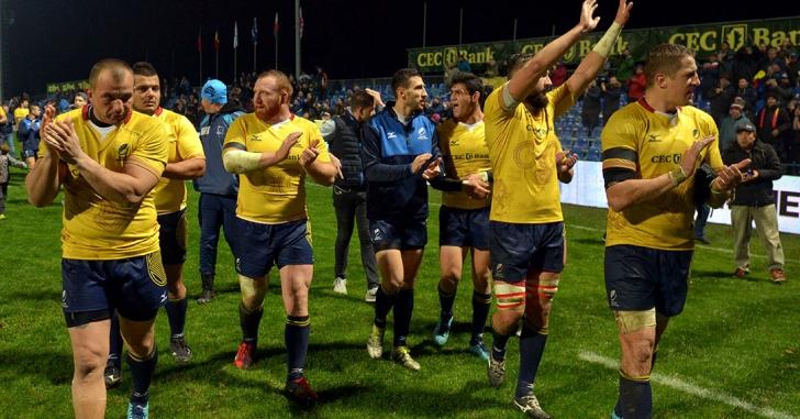 6 jucători se alătură Stejarilor pentru meciul cu Tonga
