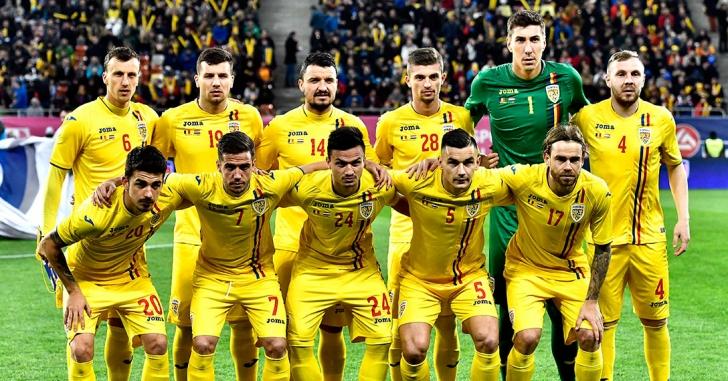 România a urcat patru locuri în clasamentul FIFA