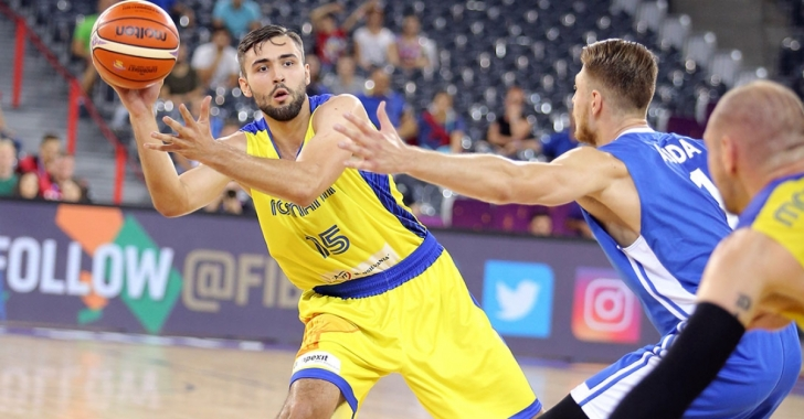 World Cup 2019 Qualifiers: Italia - România 75-70