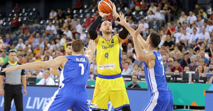 World Cup 2019 Qualifiers: România - Olanda 75-68