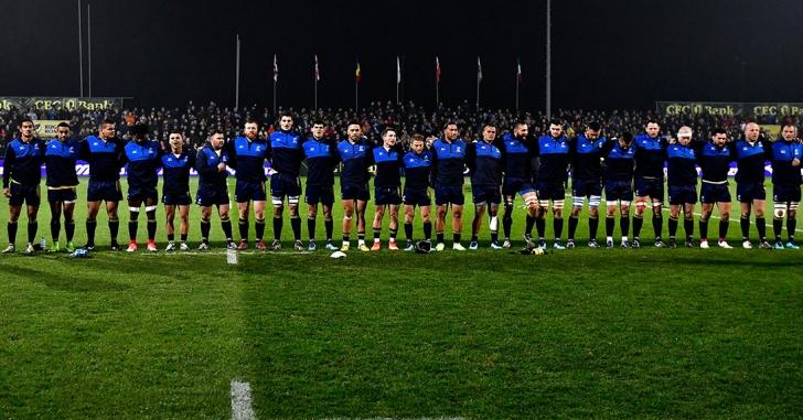 România termină anul pe locul 15 în clasamentul World Rugby