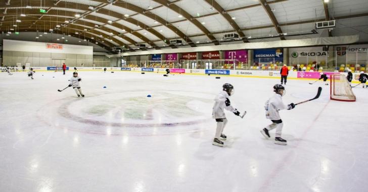 Turneul de hochei pe gheață pentru juniori Țiriac Trophy — 10 Decembrie 2017