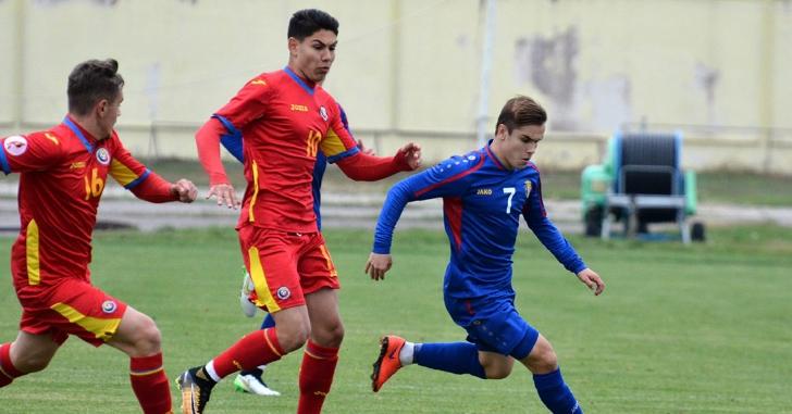 Tricolorii U18 vor disputa o partidă amicală cu Italia U18