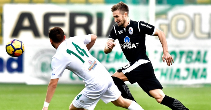Liga 1: Concordia Chiajna - Gaz Metan Mediaș 1-1