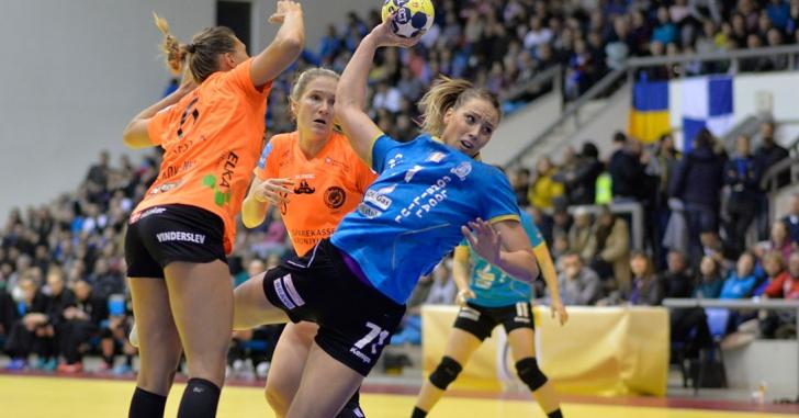 Cupa EHF: Victorii scontate pe teren propriu