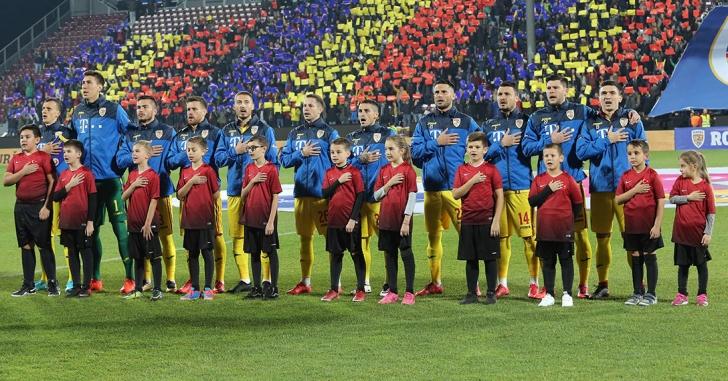 România va juca un amical cu Suedia pe 27 martie