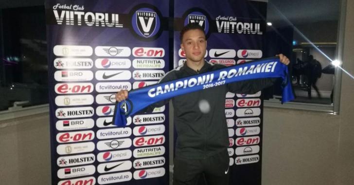 FC Viitorul l-a transferat pe Mailson Lima Duarte Lopes