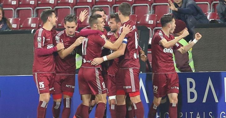 CFR, Dinamo și Universitatea Craiova, victorii în amicale