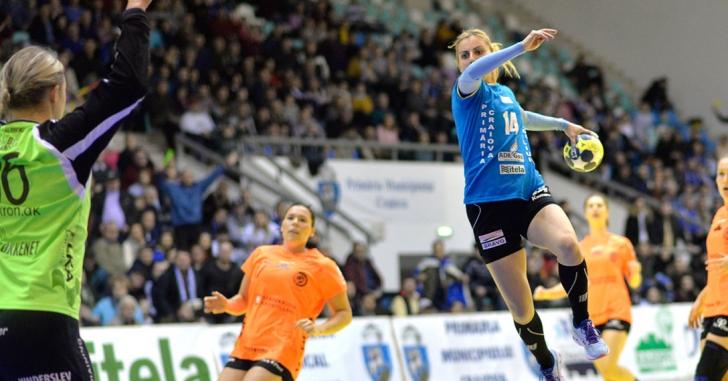 Cupa EHF: HC Zalău și SCM Craiova completează un week-end de senzație