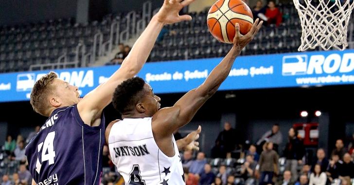 FIBA Europe Cup: U-Banca Transilvania Cluj ratează un tempo