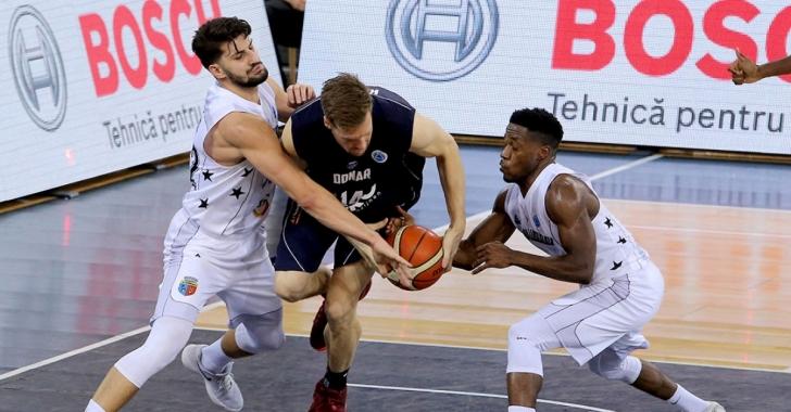 U-BT Cluj-Napoca s-a calificat în optimile FIBA Europe Cup