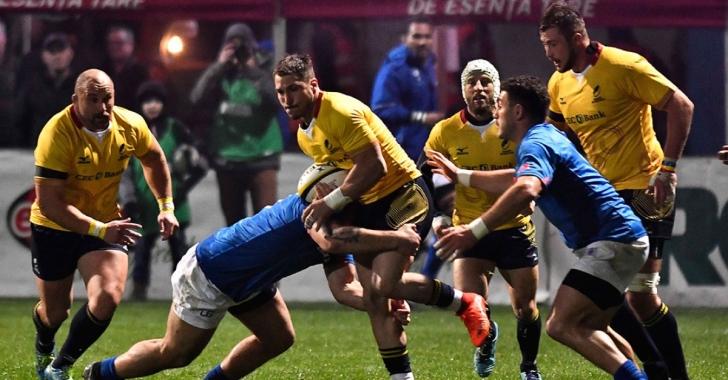 Rugby Europe Championship: Primul XV pentru meciul cu Germania