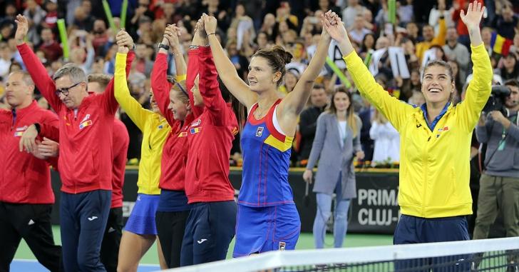 Fed Cup: România – Canada 3-1