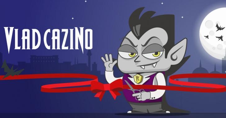 Primul cazino online 100% românesc, Vlad Cazino, își înfige colții în piața locală