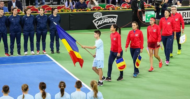 Fed Cup: România întâlnește Elveția în barajul pentru grupa mondială