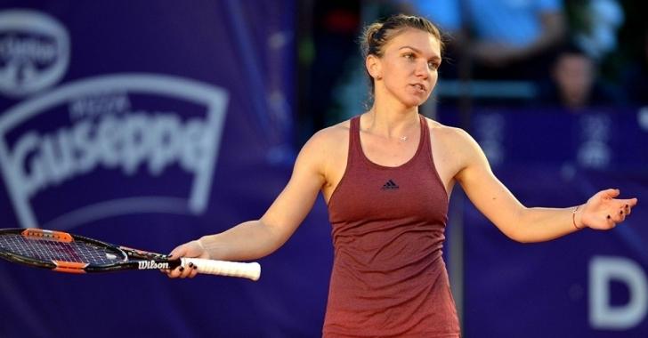 WTA Doha: Halep învinge și apoi se retrage