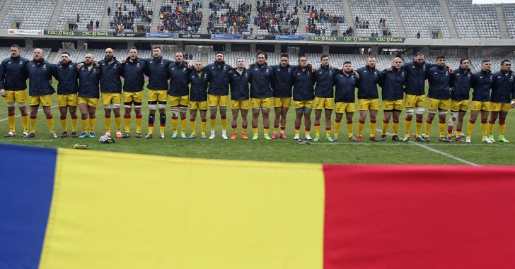 Rugby Europe International Championship: 30 de jucători au fost selecționați pentru meciul cu Rusia