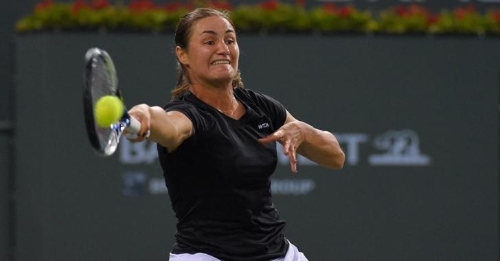 WTA Indian Wells:  A cincea româncă pe tabloul principal de simplu