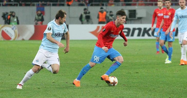 UEFA: FCSB, cea mai bine clasată echipă românească în clasamentul cluburilor