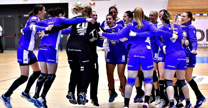 Cupa EHF: SCM Craiova răstoarnă pronosticurile și scrie istorie