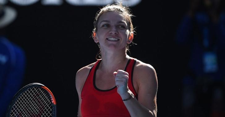 WTA Indian Wells: Cahill mută, Halep câștigă