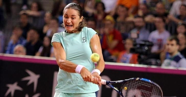 WTA Miami: Niculescu abandonează din motive medicale