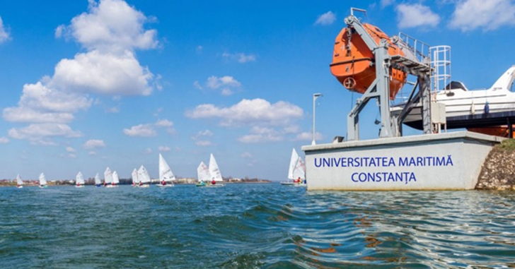 Lotul național de yachting se antrenează în condiții de top la Universitatea Maritimă din Constanța