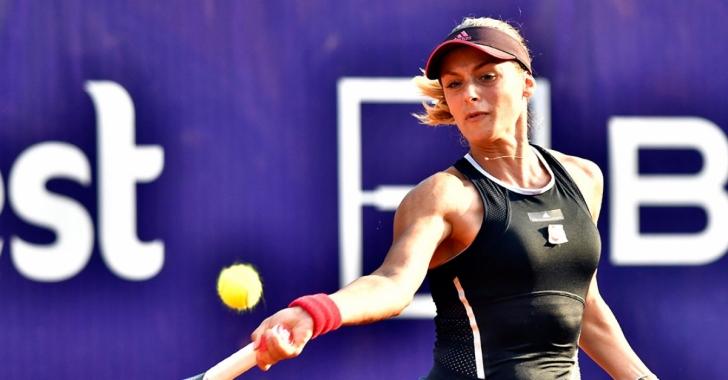 WTA Monterrey: Ana Bogdan urcă în sferturi