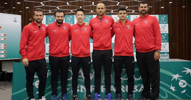 Cupa Davis: Marius Copil - Amine Ahouda, primul meci al întâlnirii România - Maroc