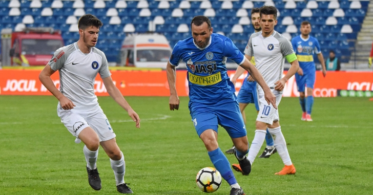 Liga 1: Campioana triumfă în Copou