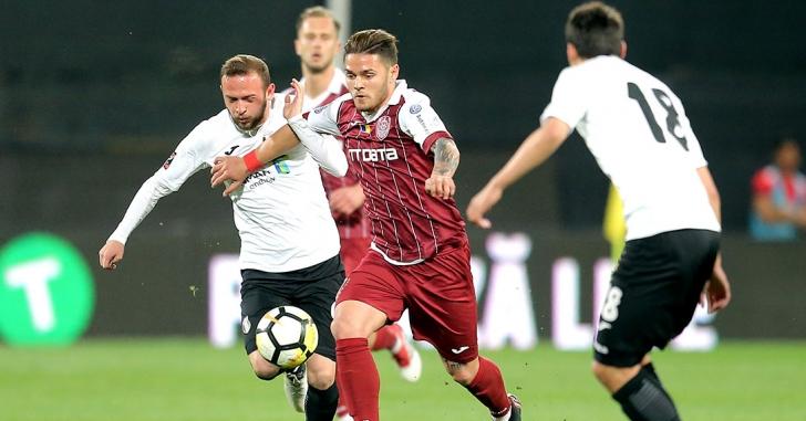 Liga 1: Polczak răpește două puncte importante CFR-ului