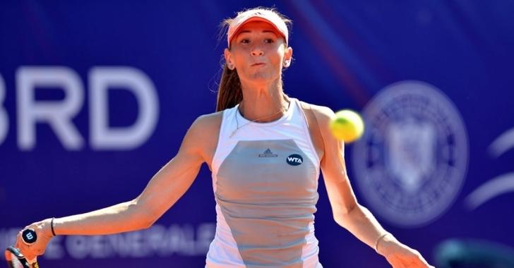 WTA Lugano: Cadanțu, a doua româncă pe tabloul principal