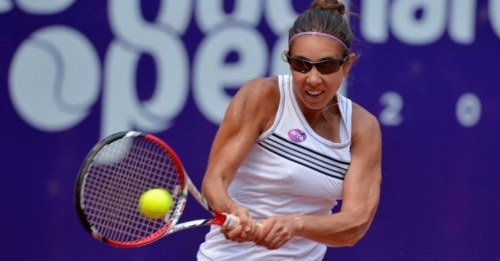 WTA Lugano: Buzărnescu este eliminată și la dublu