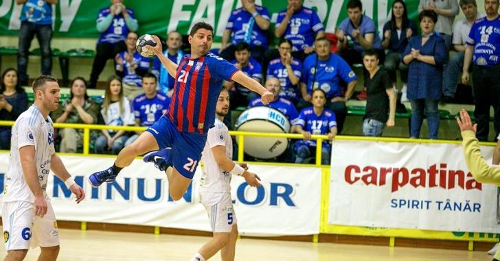 LNHM: Steaua, campioana sezonului regulat