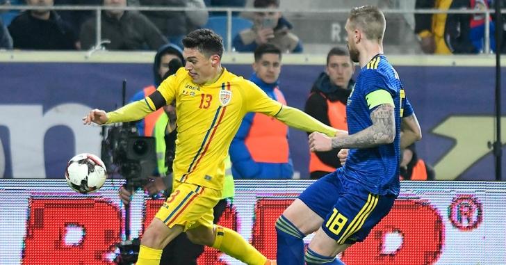 România a urcat 4 locuri în clasamentul FIFA