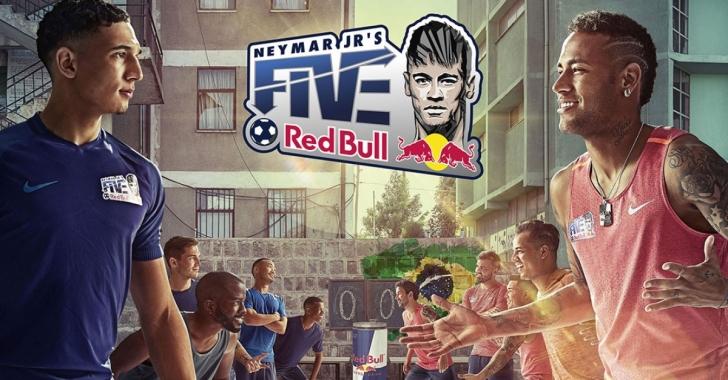 Peste 100 de echipe se vor lupta la București pentru calificarea în Finala Națională Neymar Jr's Five