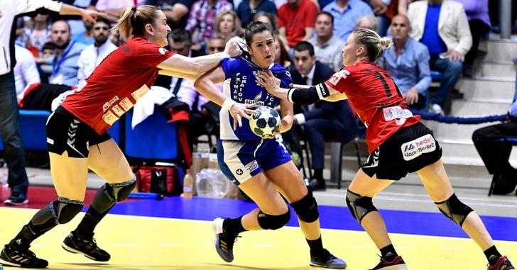 Cupa EHF: Thriller în Bănie! SCM Craiova s-a calificat în finală!